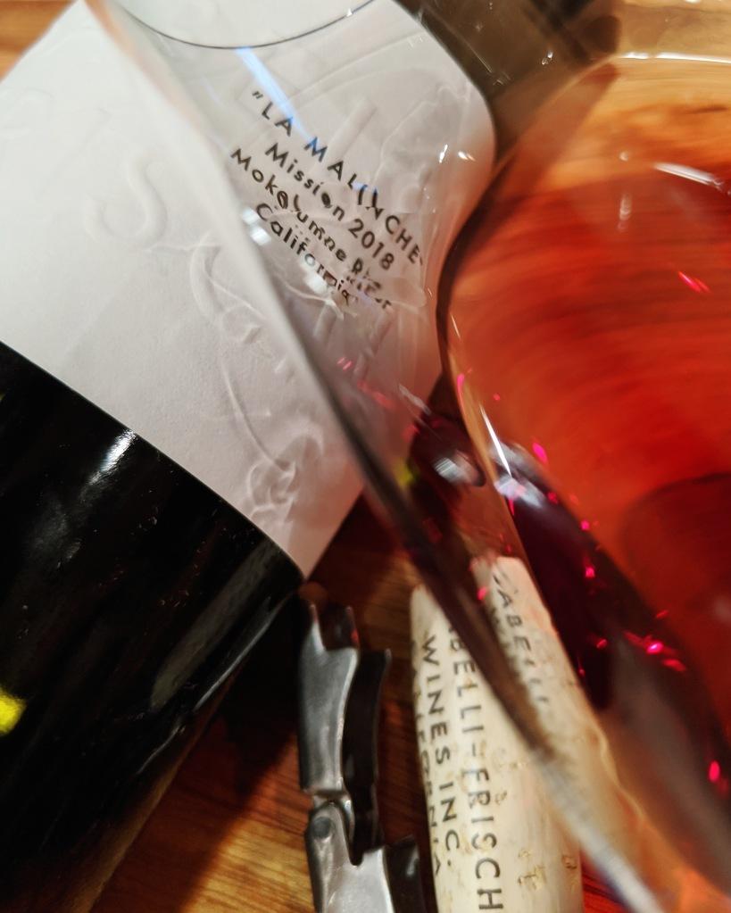 Sabelli-Frisch Mission Wine